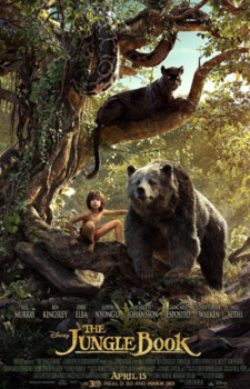 The Jungle Book 2016 Worksheet