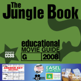 The Jungle Book Movie Guide   Questions   Worksheet (PG - 2016)