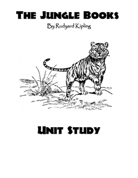 The Jungle Book Novel Study