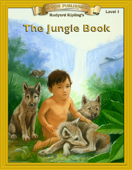 The Jungle Book 10 Chapter Reader