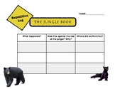 The Jungle Book - Text Evidence Log