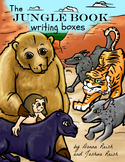 The Jungle Book Writing Boxes
