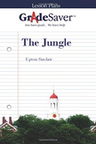 The Jungle Lesson Plan