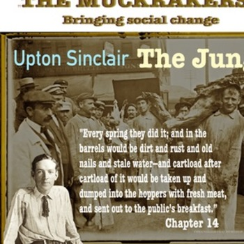 The Jungle: Muckraker Sinclair