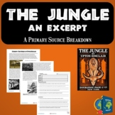 SOAP The Jungle Upton Sinclair Worksheet