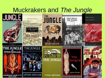 The Jungle/Muckrakers PowerPoint