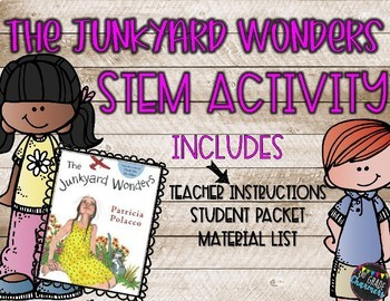 The Junkyard Wonders Stem Activity
