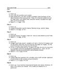 The Juvie Three Novel Unit Plan