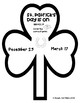K The St. Patrick's Day Way (Math and Reading)