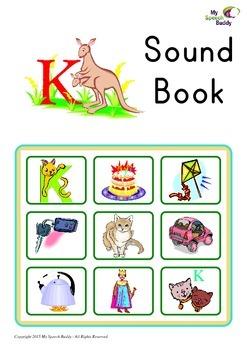The K Sound Book