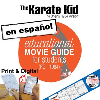 Spanish - The Karate Kid Movie Guide en Español