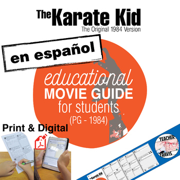 The Karate Kid Guía de película en Español (Spanish Movie Guide)