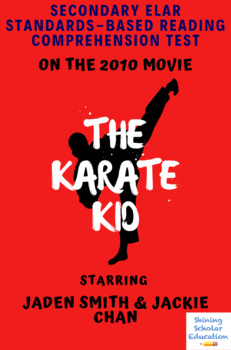 The Karate Kid Movie Quiz, Lesson Plan, and Research Project