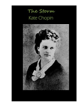 The Kate Chopin BUNDLE -- Teaching Metaphors, Setting, Annotations, Irony