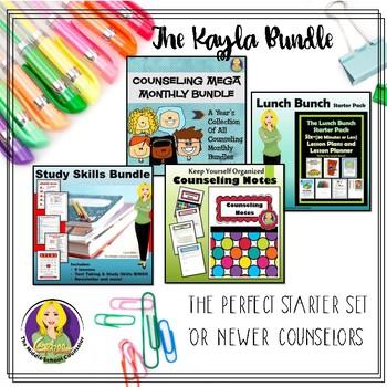 The Kayla Bundle - The Perfect New Counselor Bundle