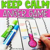 The Keep Calm Game for Anger Management; controlling angry emotions; SEL
