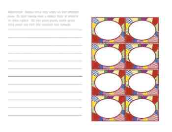 The Keeping Quilt Activity Booklet