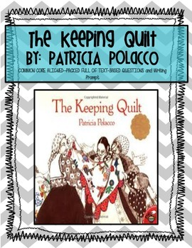 The Keeping Quilt Book Study