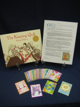 The Keeping Quilt English parent pack