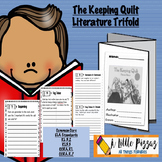 The Keeping Quilt Literature Tri-Fold