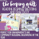The Keeping Quilt Beginning of the Year Lesson and Reading
