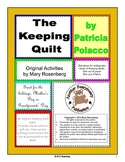 The Keeping Quilt--Make Your Own Quilt and Gift Card