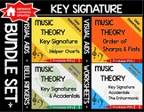 The Key Signature Bundle Set