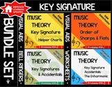 The Key Signature Bundle Set
