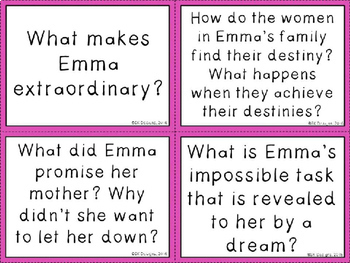 The Key to Extraordinary Discussion Question Cards