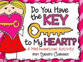 The Key to My Heart {Division Inputs & Outputs}