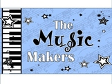 The Keys to Music ~ Composers Word Wall