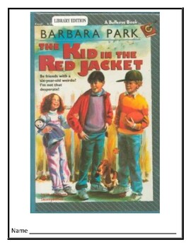 The Kid in the Red Jacket Journal