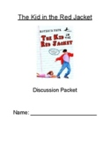 The Kid in the Red Jacket book club packet