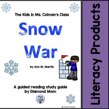 The Kids In Ms. Colman's Class - Snow War