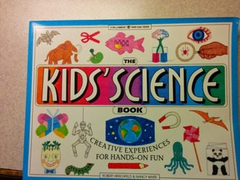 The Kid's Science Book