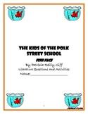 """The Kids of Polk Street - Fish Face"" novel unit"