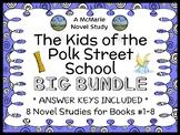 The Kids of the Polk Street School BIG BUNDLE : 8 Novel Studies for Books #1-8