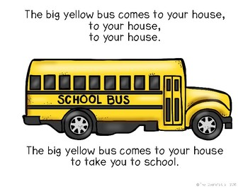 Social Stories for Autism: The Kids on the Bus