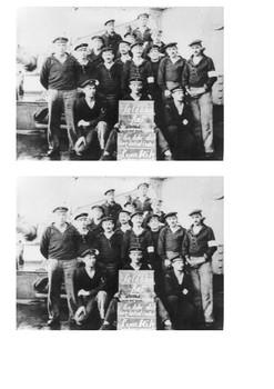 The Kiel Mutiny 1918 Word Search