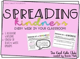 The Kind Kids Club // Random Act of Kindness Posters