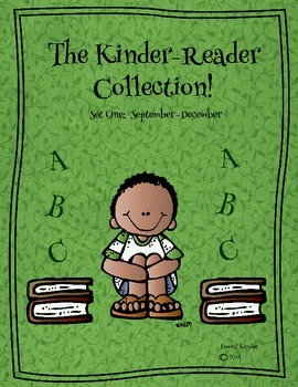 The Emergent Reader Collection! Kindergarten Set One: September through December