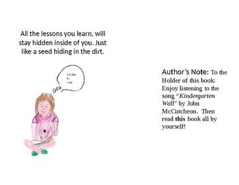 The Kindergarten Lesson
