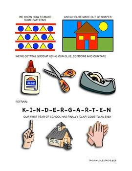 The Kindergarten Song ~ Fugleflicks Art Review