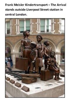 The Kindertransport Handout