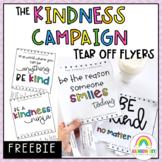 The Kindness Campaign FREEBIE