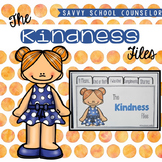 The Kindness Files and Pamphlet