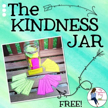 The Kindness Jar Freebie