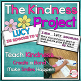 The Kindness Project   End of the Year Activities