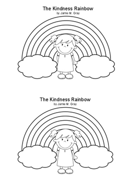 The Kindness Rainbow Reader