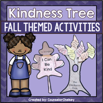 The Kindness Tree: An Autumn Activity